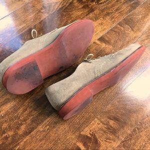 32a5536baa1 Brooks Brothers Shoes - ✨SALE✨Brooks Brothers Classic Bucks in Tan - Sz 8